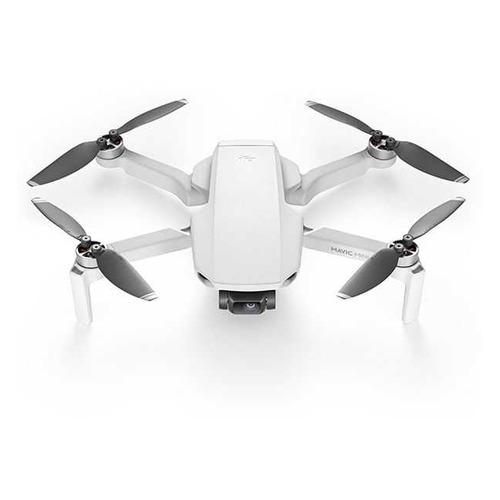 Квадрокоптер DJI Mavic Mini с камерой, белый