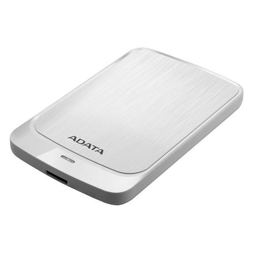 Фото - Внешний жесткий диск A-DATA HV320, 2ТБ, белый [ahv320-2tu31-cwh] жесткий диск a data usb 3 0 1tb