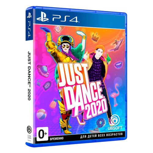 Игра PLAYSTATION Just Dance 2020, русская версия, для PlayStation 4/5 недорого
