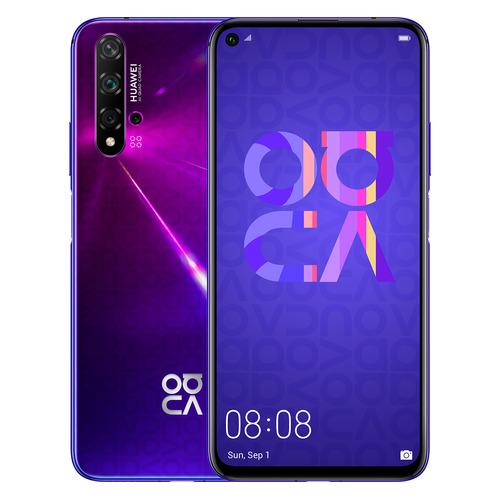 Смартфон HUAWEI Nova 5T 128Gb, фиолетовый