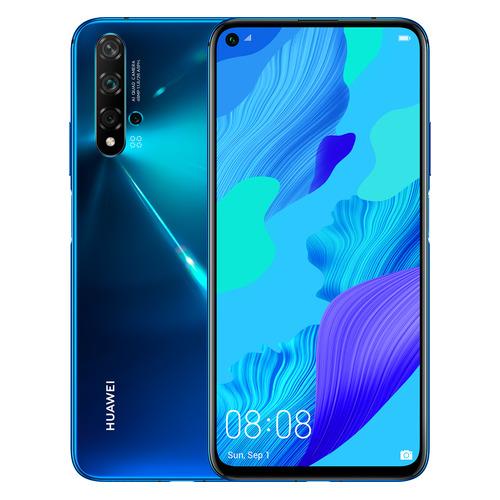Смартфон HUAWEI Nova 5T 128Gb, синий