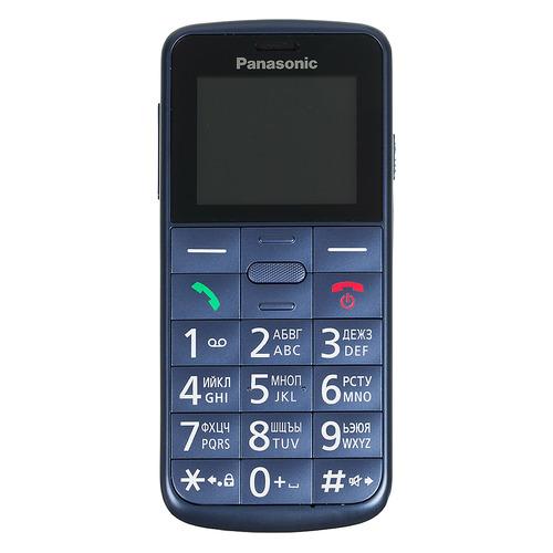 Мобильный телефон PANASONIC TU110, синий