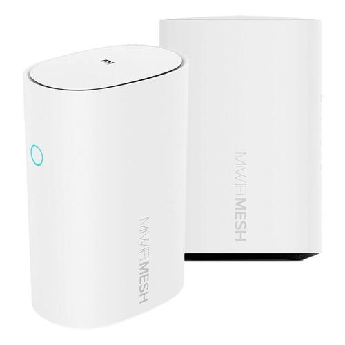 Беспроводной роутер XIAOMI Mi WiFi Router, белый [mesh] все цены