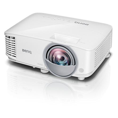 Фото - Проектор BENQ MX825ST, белый [9h.jgf77.13e] проектор