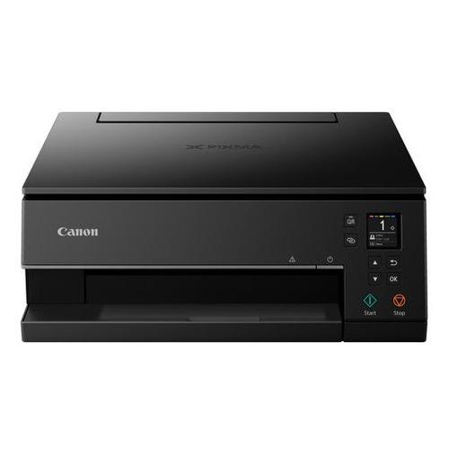 Фото - МФУ струйный CANON Pixma TS6340, A4, цветной, струйный, черный [3774c007] мфу canon pixma mg2540s цветное a4 8ppm 4800x600 usb