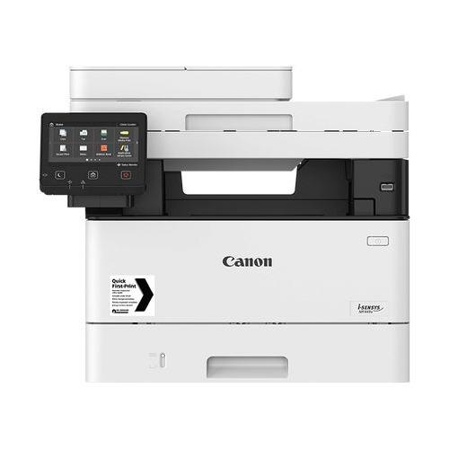 Фото - МФУ лазерный CANON i-Sensys MF449x, A4, лазерный, белый [3514c038] мфу лазерный canon i sensys mf113w 2219c001 a4 wifi