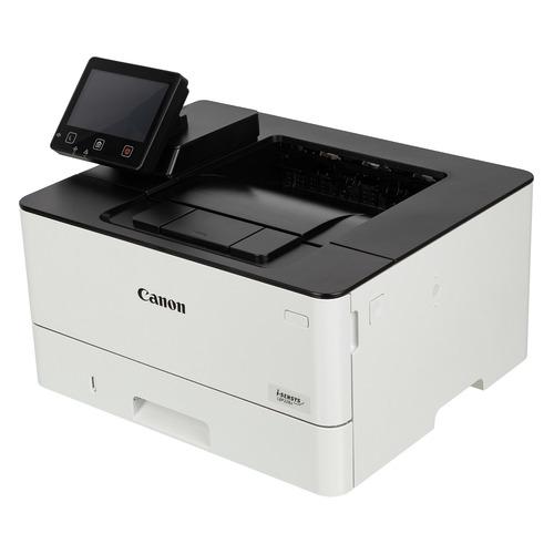 Фото - Принтер лазерный CANON i-Sensys LBP228x лазерный, цвет: белый [3516c006] мфу canon i sensys mf445dw копир принтер сканер 38стр мин fax dadf duplex lan wi fi a4 замена mf426dw
