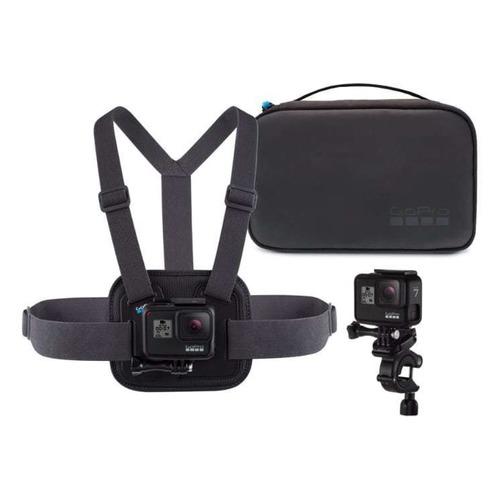Фото - Набор креплений для экшн-камеры GOPRO Sport Kit, для экшн-камер GoPro [aktac-001] кеды мужские vans ua sk8 mid цвет белый va3wm3vp3 размер 9 5 43