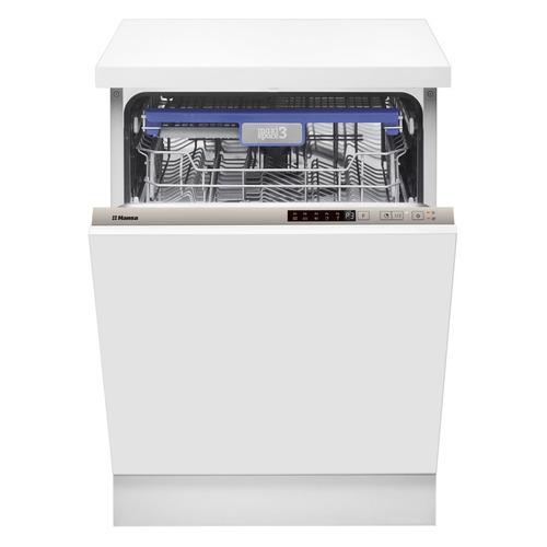 Посудомоечная машина полноразмерная HANSA ZIM605EH встраиваемая посудомоечная машина hansa zim 414 lh