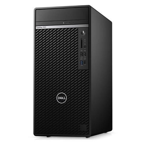 Компьютер DELL Optiplex 7071, Intel Core i7 9700K, DDR4 16Гб, 512Гб(SSD), NVIDIA GeForce GTX 1660 - 6144 Мб, DVD-RW, CR, Windows 10 Professional, черный и серебристый [7071-2097] цена 2017