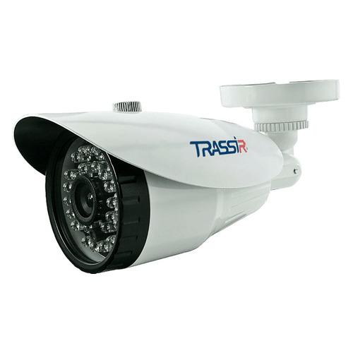 Фото - Видеокамера IP TRASSIR TR-D2B5, 1080p, 3.6 мм, белый видеокамера ip trassir tr d2121ir3 1080p 2 8 мм белый