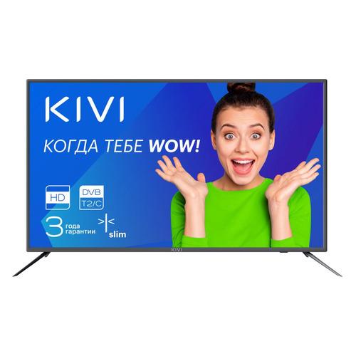 Фото - LED телевизор KIVI 32H500GR HD READY джинсы женские oodji цвет серый джинс 12106143 46920 2300w размер 29 32 48 32