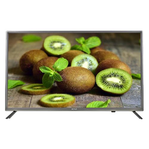 LED телевизор KIVI 32H600GR HD READY телевизор 32 kivi 32fr50br full hd 1920x1080 smart tv серый