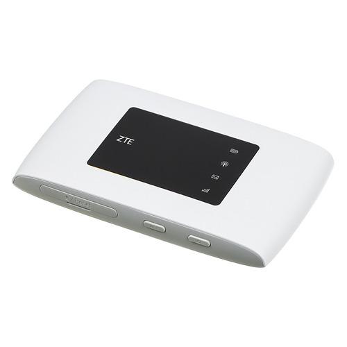 Модем ZTE MF920RU 2G/3G/4G, внешний, белый интернет центр zte mf283ru белый