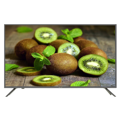 LED телевизор KIVI 40F730GR FULL HD телевизор 32 kivi 32fr50br full hd 1920x1080 smart tv серый