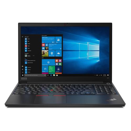 Фото - Ноутбук Lenovo ThinkPad E15-IML T, 15.6, IPS, Intel Core i3 10110U 2.1ГГц, 8ГБ, 128ГБ SSD, Intel UHD Graphics , Windows 10 Professional, 20RD0033RT, черный ноутбук lenovo thinkpad e15 intel core i7 10510u 1800mhz 15 6 1920x1080 8gb 512gb ssd intel uhd graphics windows 10 pro 20rd0019rt черный