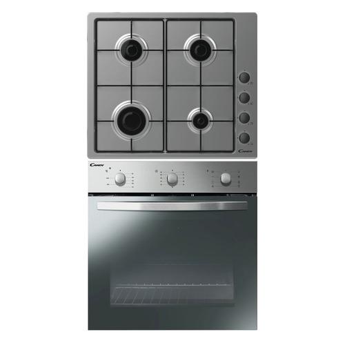 Встраиваемый комплект Candy COGHP60X/E нержавеющая сталь/нержавеющая сталь