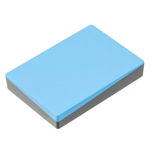 Фото - Внешний жесткий диск WD My Passport WDBPKJ0040BBL-WESN, 4ТБ, голубой внешний жесткий диск wd my book wdbbgb0040hbk eesn 4тб черный