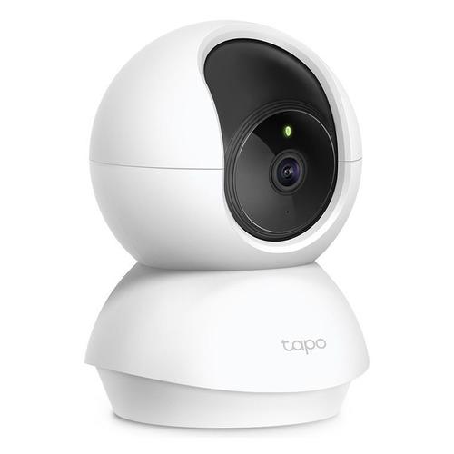 Камера видеонаблюдения TP-LINK TAPO C200, 1080p, 4 мм, белый камера ip ezviz mini o plus cmos 1 4 2 8 мм 1920 x 1080 h 264 wi fi белый cs cv206 c0 3b2wfr