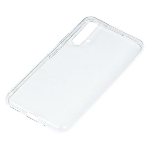 Чехол (клип-кейс) REDLINE iBox Crystal, для Huawei Honor 20/20s/Nova 5T, прозрачный [ут000018245] аксессуар чехол huawei honor 5c ibox crystal grey