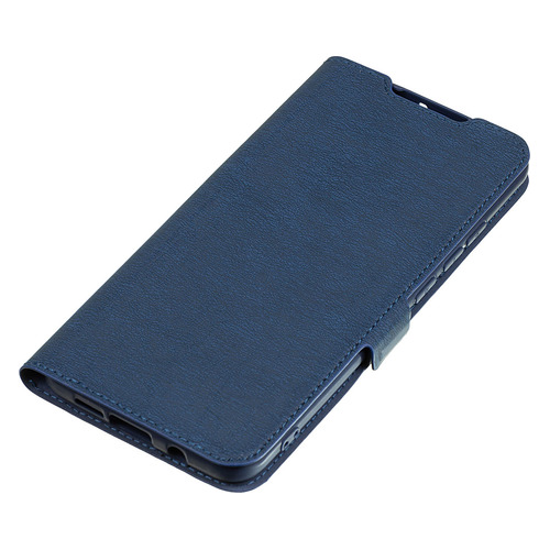 Чехол (флип-кейс) DF xiFlip-54, для Xiaomi Mi Note 10, синий [df xiflip-54 (blue)]