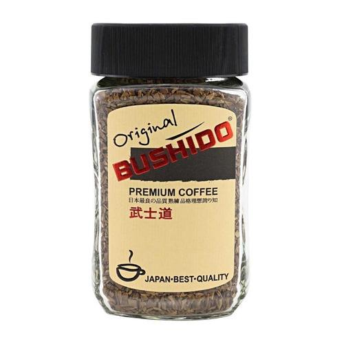Кофе растворимый BUSHIDO Original, 100 гр