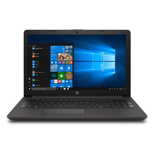 Ноутбук HP 255 G7, 15.6, AMD Ryzen 3 2200U 2.5ГГц, 8Гб, 256Гб SSD, AMD Radeon Vega 3, DVD-RW, Windows 10 Home, 9HQ68EA, темно-серебристый