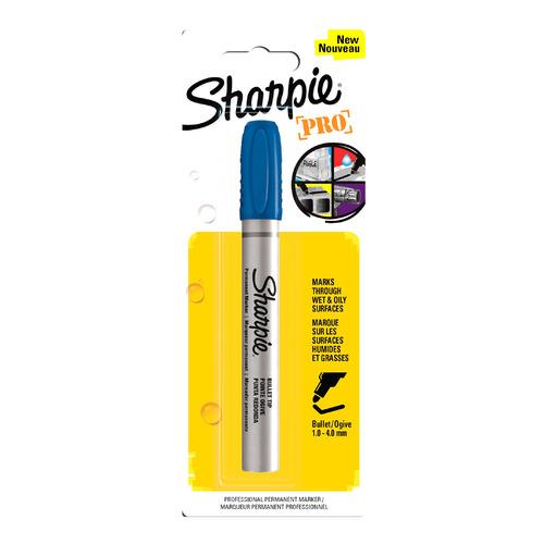 Упаковка перманентных маркеров PAPER MATE Metal Barrel, синий [1842532] 12 шт./кор. упаковка перманентных маркеров paper mate fine розовый [2025035] 12 шт кор