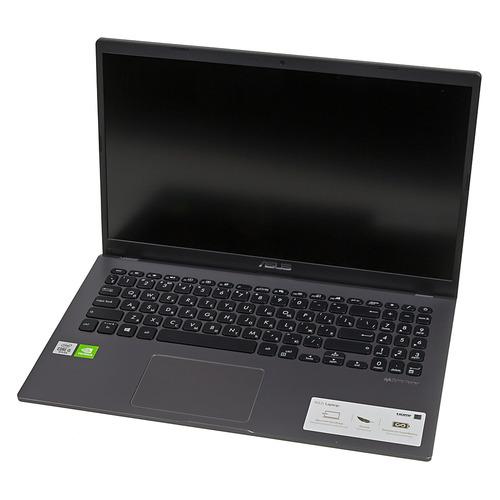 Ноутбук ASUS VivoBook X509JB-EJ007, 15.6 , Intel Core i5 1035G1 1.2ГГц, 8Гб, 256Гб SSD, nVidia GeForce Mx110 - 2048 Мб, Endless, 90NB0QD2-M00360, серый  - купить со скидкой