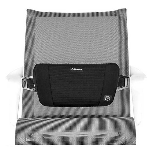 Поддерживающая подушка Fellowes PlushTouch, для офисного кресла [fs-80265]