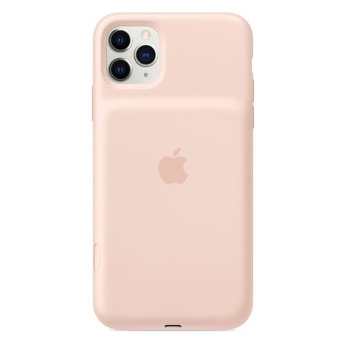 Внешний мод батарея Apple MWVR2ZM/A для Apple iPhone 11 Pro Max светло-розовый