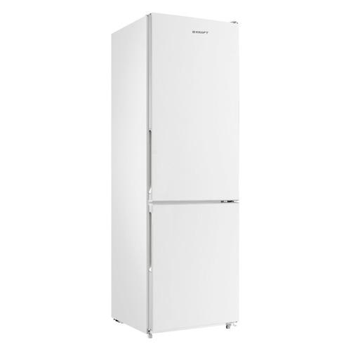 Холодильник KRAFT KF-NF 300 W, двухкамерный, белый