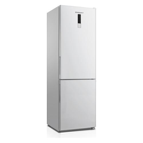 Холодильник KRAFT KF-NF 310 WD, двухкамерный, белый