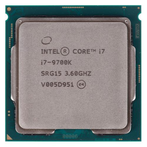 Процессор INTEL Core i7 9700K, LGA 1151v2, OEM [cm8068403874215s rg15] процессор intel core i7 9700 lga 1151v2 box