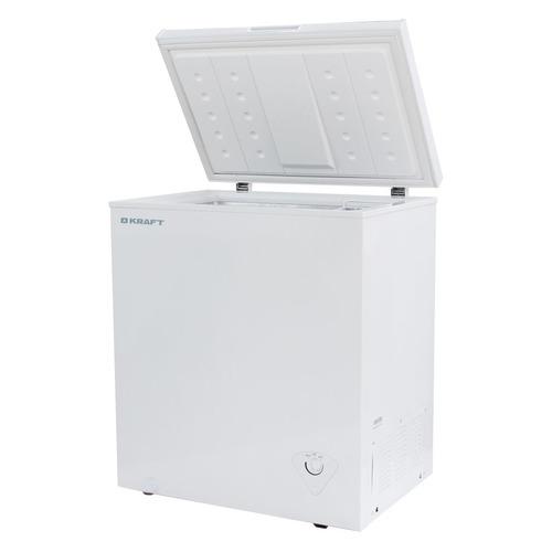 Морозильный ларь KRAFT BD(W) 150 QX белый