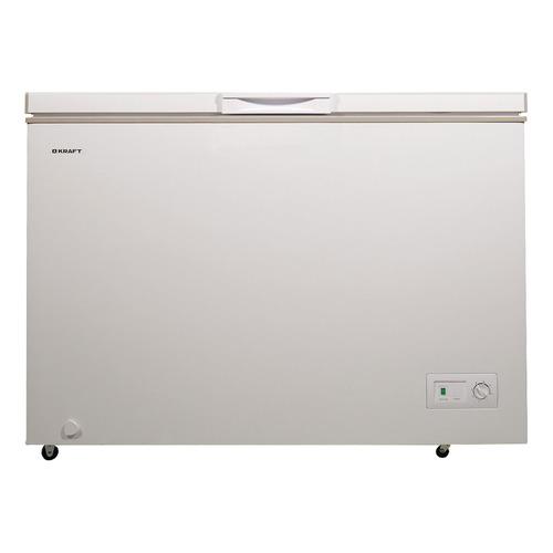 Морозильный ларь KRAFT HGM 425 серый