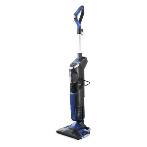 Паровой пылесос (handstick) KITFORT КТ-555, 1700Вт, черный/фиолетовый [kt-555]