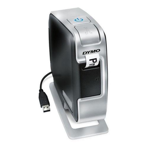 Фото - Термопринтер Dymo Label Manager PnP (для печ.накл.) стационарный серебристый/черный термопринтер zebra zt510 для печ накл стационарный серый серый