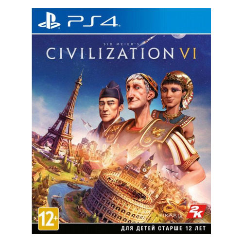 Игра PLAYSTATION Sid Meier's Civilization VI, RUS (субтитры) все цены