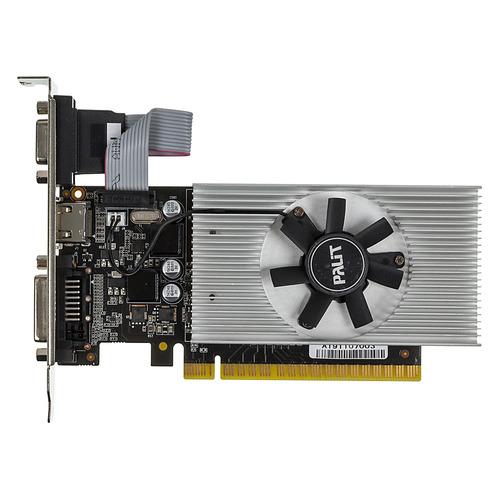 Видеокарта PALIT nVidia GeForce GT 730 , PA-GT730K-2GD5, 2Гб, GDDR5, Low Profile, Bulk [ne5t7300hd46-2087f bulk]