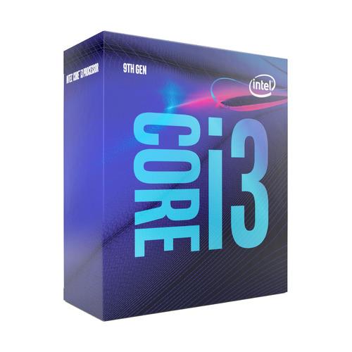 Процессор INTEL Core i3 9100F, LGA 1151v2, BOX цена и фото