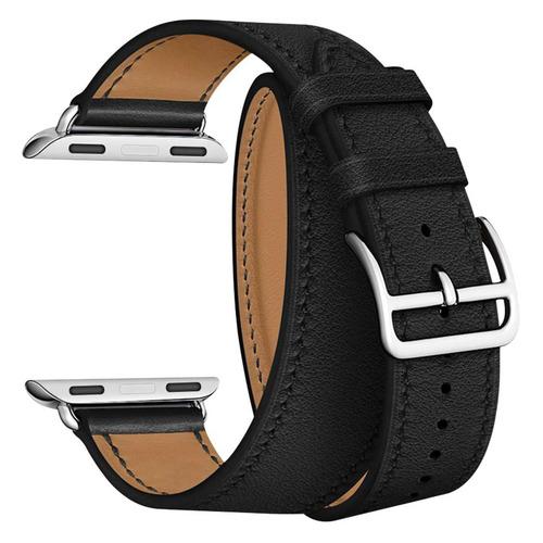 Ремешок Lyambda Mintaka для Apple Watch Series 3/4/5 красный (DSP-14-40) NONAME