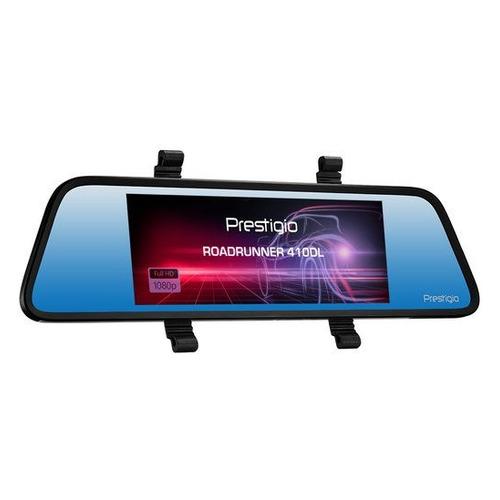 цена на Видеорегистратор PRESTIGIO RoadRunner 410DL, черный [pcdvrr410dl]
