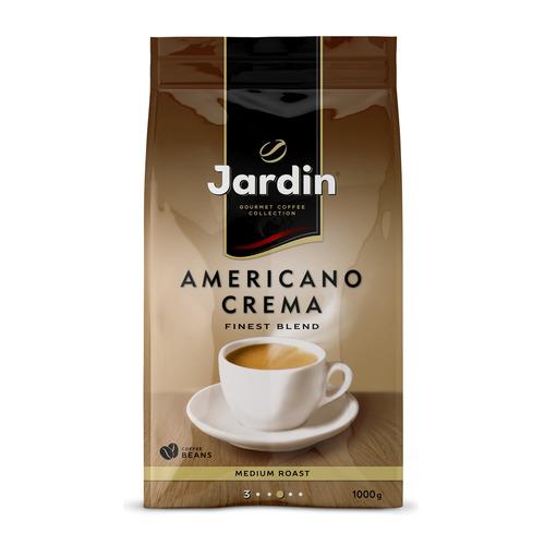 Кофе зерновой JARDIN Americano Crema, средняя обжарка, 1000 гр [1090-06-н] diego maenza bestiário americano