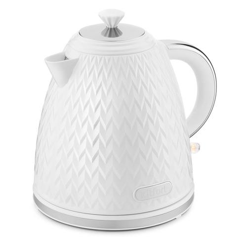 Фото - Чайник электрический KITFORT КТ-681, 2200Вт, белый чайник электрический kitfort кт 667 1 1150вт белый