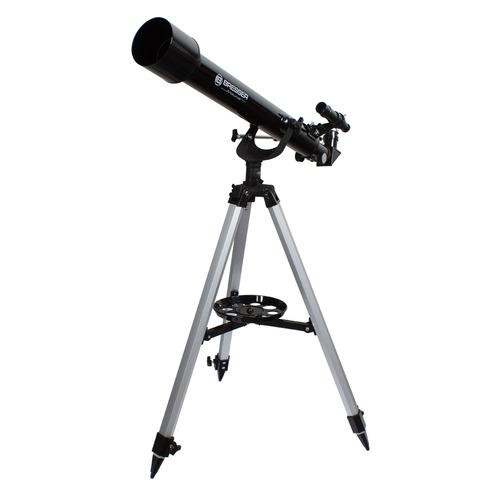 лучшая цена Телескоп Bresser Arcturus 60/700 AZ рефрактор d60 fl700мм 120x черный