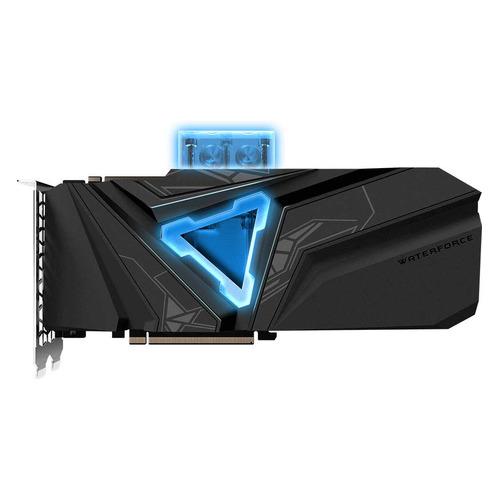 Фото - Видеокарта GIGABYTE NVIDIA GeForce RTX 2080SUPER , GV-N208SGAMINGOC WB-8GD, 8ГБ, GDDR6, OC, Ret видеокарта gigabyte pci e gv n208sgamingoc wb 8gd nvidia geforce rtx 2080super 8192mb 256bit gddr6 1845 15500 hdmix1 dpx3 hdcp ret