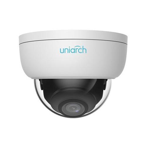Видеокамера IP UNV IPC-D112-PF28, 1080p, 2.8 мм, белый