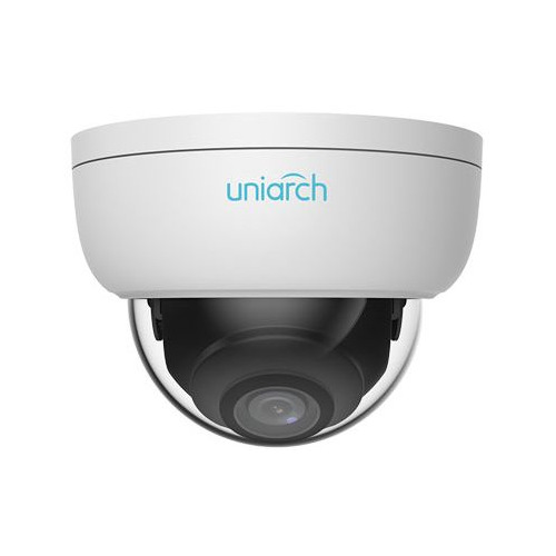 Видеокамера IP UNV IPC-D112-PF40, 1080p, 4 мм, белый