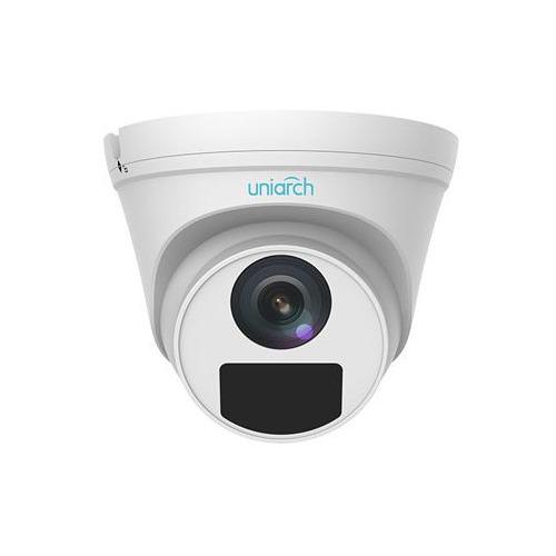 Видеокамера IP UNV IPC-T114-PF28, 1440p, 2.8 мм, белый